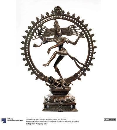 Shiva Nataraja / Tanzender Shiva