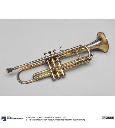 Jazz-Trompete in B
