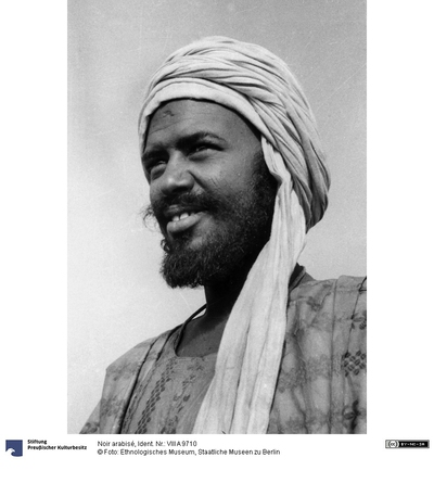 Noir arabisé
