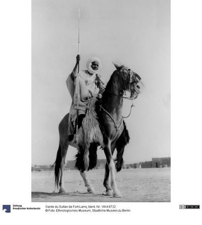 Garde du Sultan de Fort-Lamy
