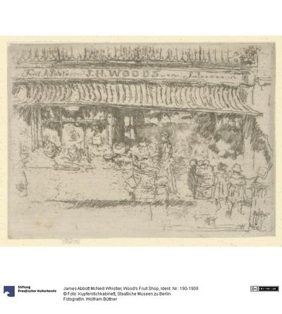 Wood's Fruit Shop