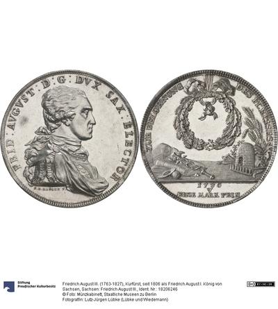Sachsen: Friedrich August III.