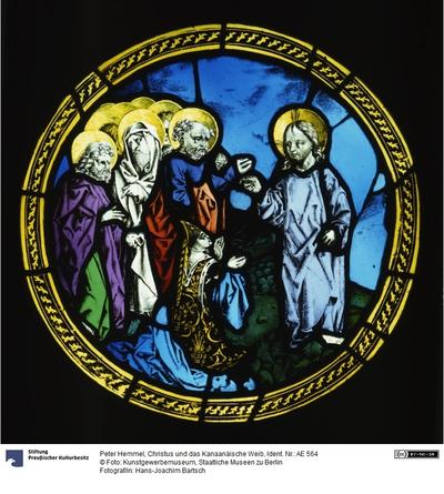 Christus und das Kanaanäische Weib