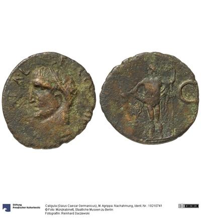 M. Agrippa: Nachahmung