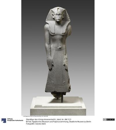 Standfigur des Königs Amenemhet III.