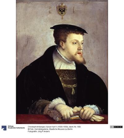 Kaiser Karl V. (1500-1558)