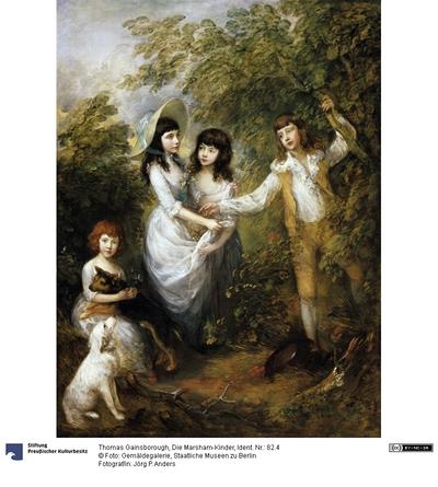 Die Marsham-Kinder