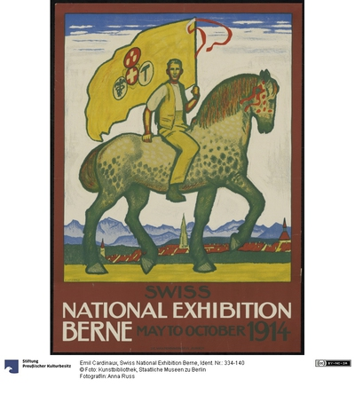 Swiss National Exhibition Berne