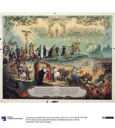 La Nueva Jerusalén (Das neue Jerusalem)