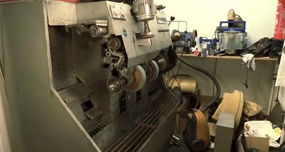 Hardo Super-mini sanding and polishing machine