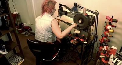 Textima shomakers sewing machine