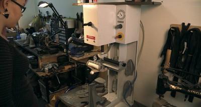 Shoemakers press