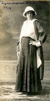 portrét herečky, Komáromi Gizi
