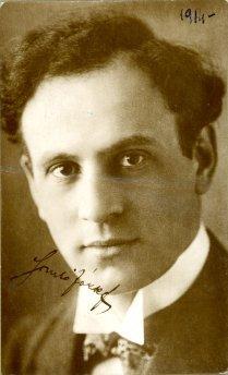portrét herca, Simkó József
