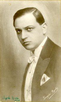 portrét herca, Sugár Gyula