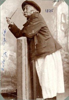 portrét herca, Arpád Gábányi