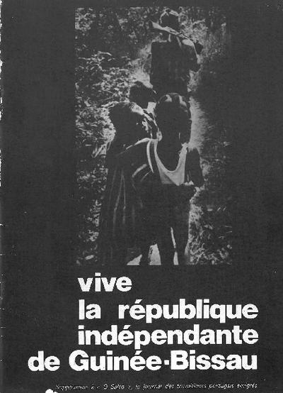 Vive la république indépendante de Guinée-Bissau