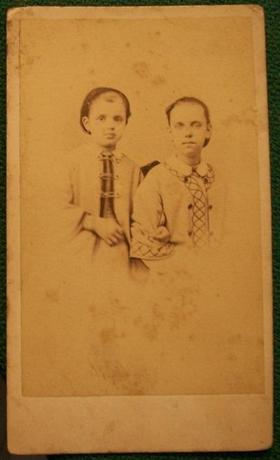 Ritratto parente di Bindo de Vecchi