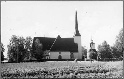 Vörå kyrka.