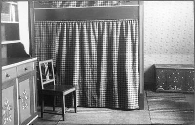 Interiör från ett rum på Vörå  ...