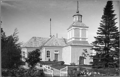Kvevlax kyrka.
