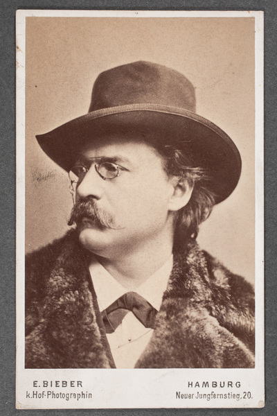 Eugen Gura (1842-1906), österrikisk operasångare (baryton).