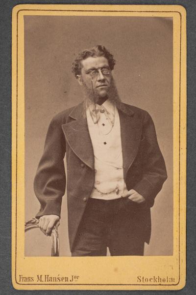 Mauritz Gründer (1855-1897), svensk skådespelare.
