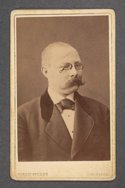 Frans Hodell (1840-1890), svensk författare, skådespelare  ...