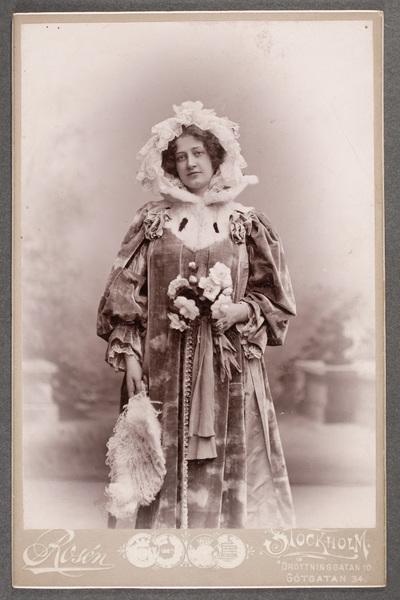 Sigrid Valborg Hansson (f.