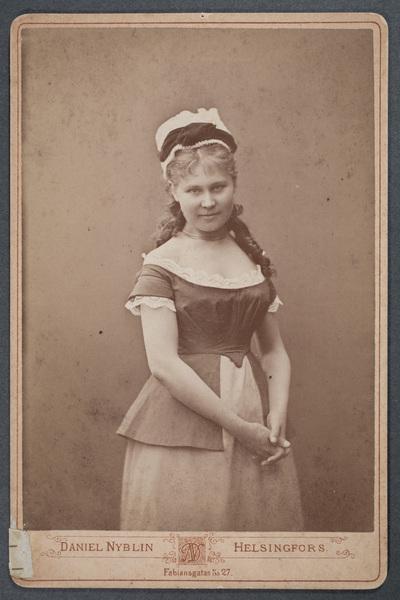 Wilhelmina (Mimmi) von Holten (f.