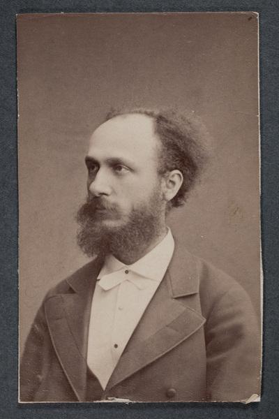 Bohuslav Hrimaly (1848-1894), tjeckisk violinist, kompositör  ...