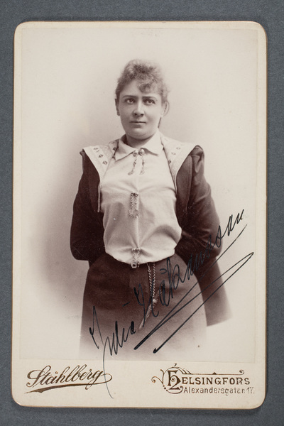 Julia Håkansson (f.