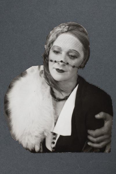 Arna Högdahl (1894-1963), skådespelare eventuellt i  ...