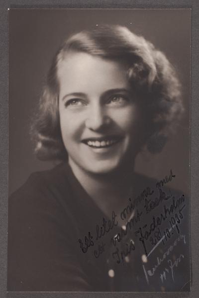 Iris Jäderholm.