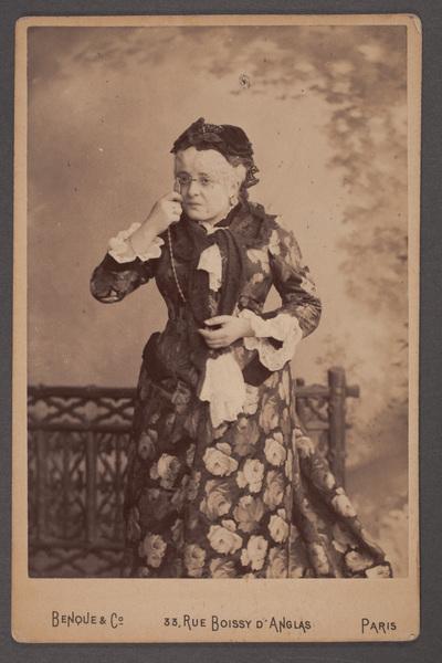 Anne Marie-Louise Damiens, artistnamn Anna Judic  ...