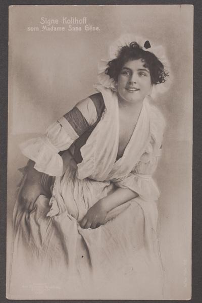 Gertrud Signe Elisabeth Kolthoff (även Kolthoff-Hultgren)  ...