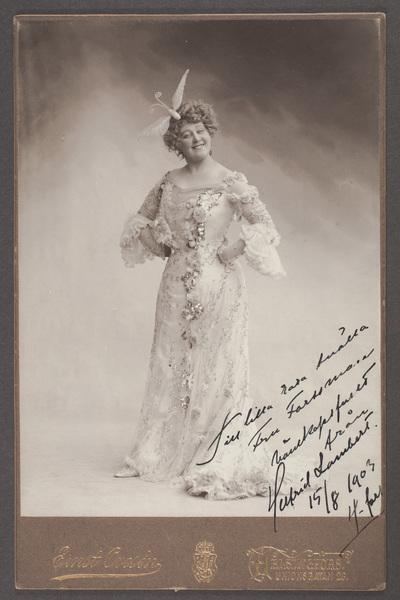 Helfrid Signe Cecilia Lambert (1868-1954), svensk  ...