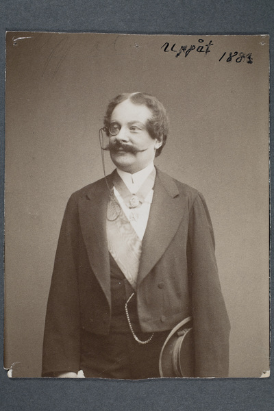 August Arppe i