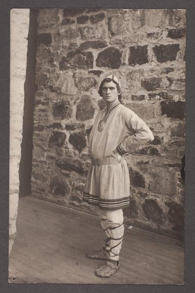 Torsten Leistén, senare Topo Leistelä (1893-1955),  ...