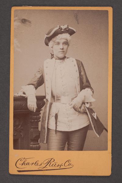 Anna Lindberg, skådespelare.