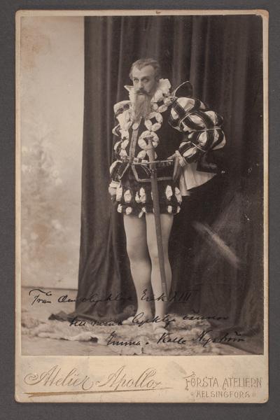 Knut Lindroth (1873-1957), svensk skådespelare och  ...