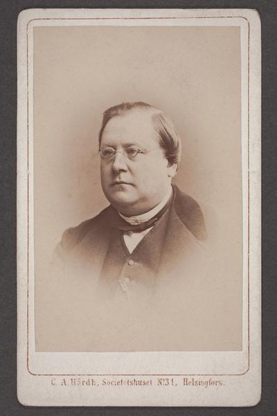 Herman Martinsson (1834-1901), svensk skådespelare och frälsningsofficer.