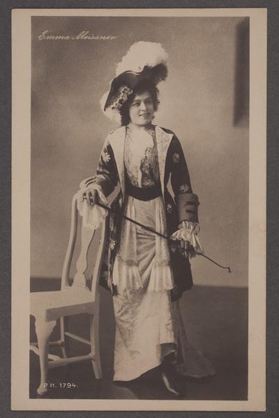 Emma Meissner (f.