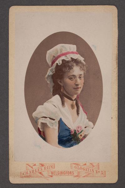 Lydia Molander (f.