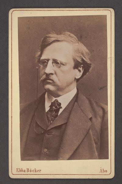 Adolf Erik Nordenskiöld (1832-1901), finlandssvensk adelsman  ...