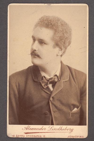 Albert Adam Ranft (1858-1938), svensk skådespelare  ...