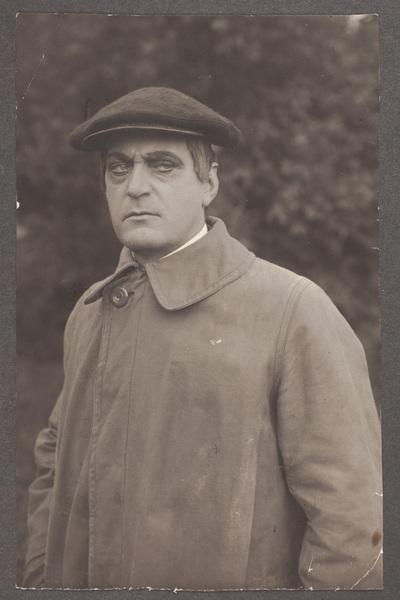 Harald Sandberg (1871-1929), svensk skådespelare och teaterdirektör.