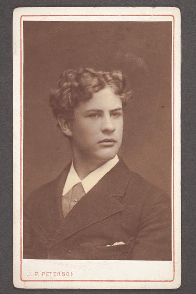 Hjalmar Selander (1859-1928), svensk skådespelare, regissör  ...