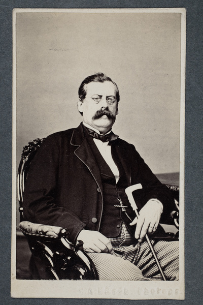 Fredrik Berndtson (1820–1881), författare och översättare.