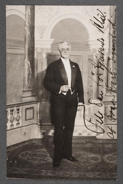 Oscar Tengström (ursprungligen Tukiainen) (1887-1960), finländsk  ...